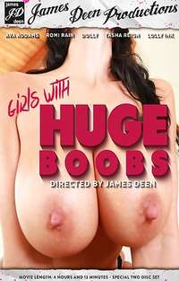 Girls With Huge Boobs - Disc #1 Cover
