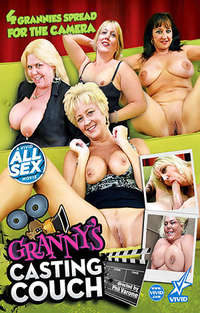 Granny's Casting Couch Cover