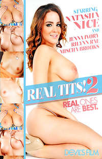 Real Tits #2 Cover