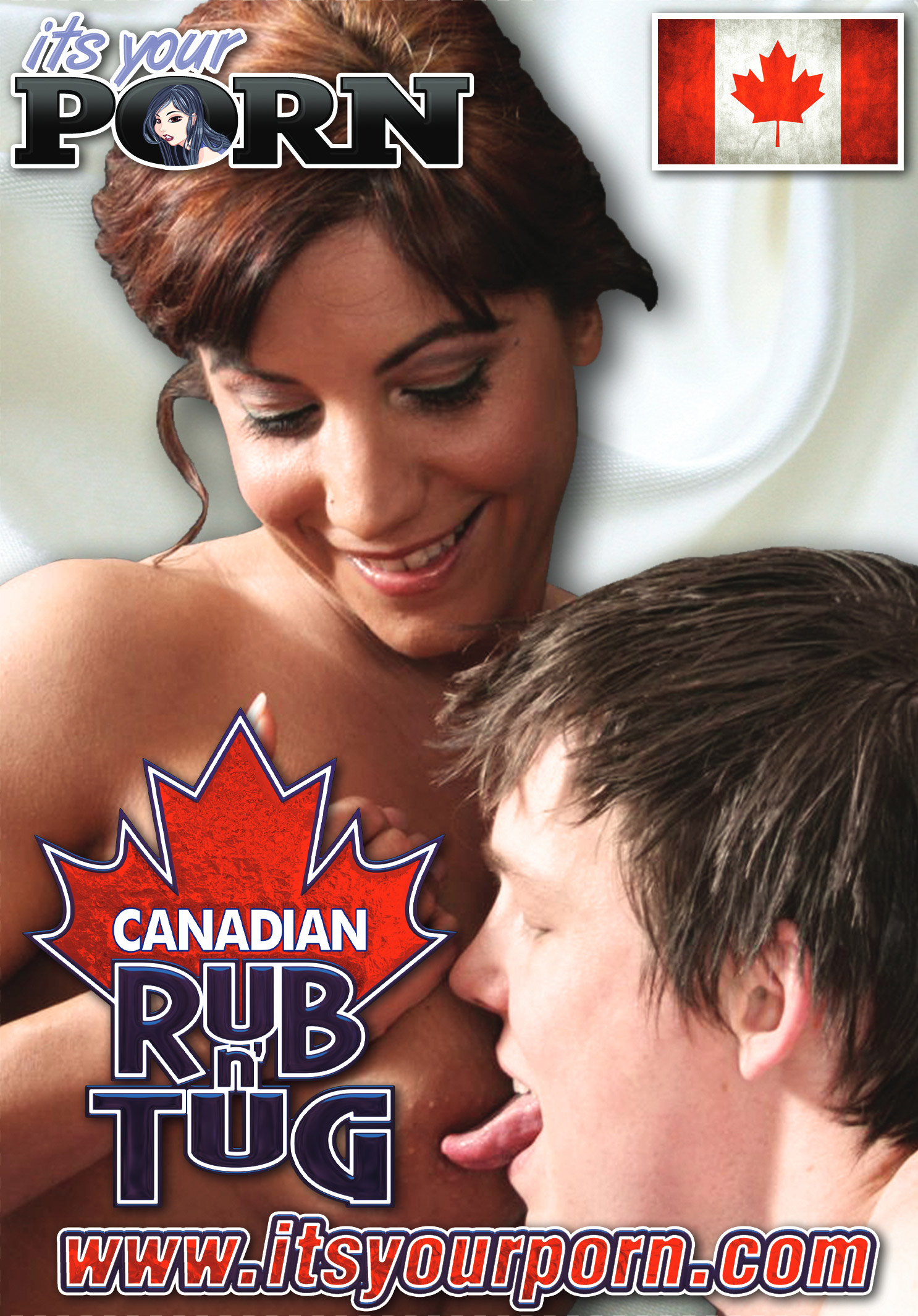 Canadian Rub n' Tag Porn Video Art
